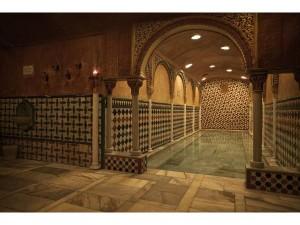 Arab Bath (Hammam) In Granada