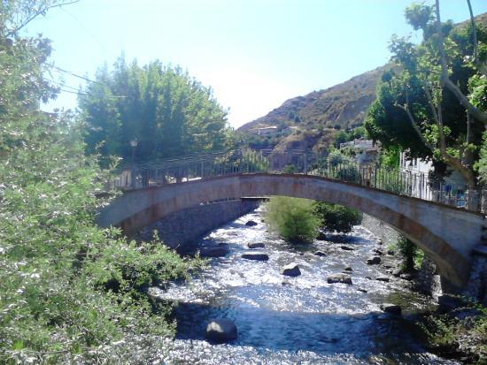 Pinos de Genil-River